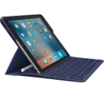 Logitech 920-008123 mobile device keyboard ABC French Blue