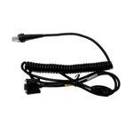 Honeywell CBL-420-300-C00 3m RS-232C AUX Black serial cable