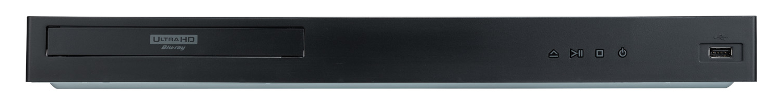 LG UBK90 DVD/Blu-Ray player Black