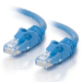 C2G 10m Cat6 Patch Cable cable de red U/UTP (UTP) Azul