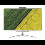 "Acer Aspire C22-865 54.6 cm (21.5"") 1920 x 1080 pixels 8th gen Intel® Core™ i3 8 GB DDR4-SDRAM 1000 GB HDD Silver All-in-One PC Windows 10 Home"