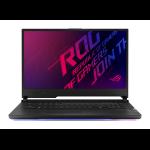 """ASUS ROG Strix G732LXS-HG014T notebook Black 43.9 cm (17.3"""") 1920 x 1080 pixels 10th gen Intel® Core™ i7 32 GB DDR4-SDRAM 1000 GB SSD NVIDIA GeForce RTX 2080 SUPER Wi-Fi 6 (802.11ax) Windows 10 Home"""