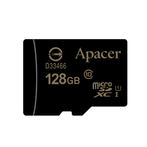 Apacer microSDXC UHS-I Class10 128GB memory card