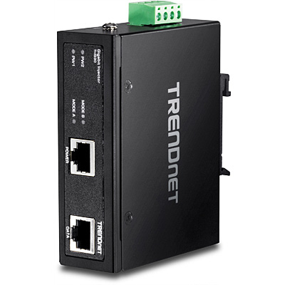 Trendnet TI-IG30 PoE adapter Gigabit Ethernet