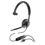 Plantronics Blackwire C510 Monaural Head-band Black headset