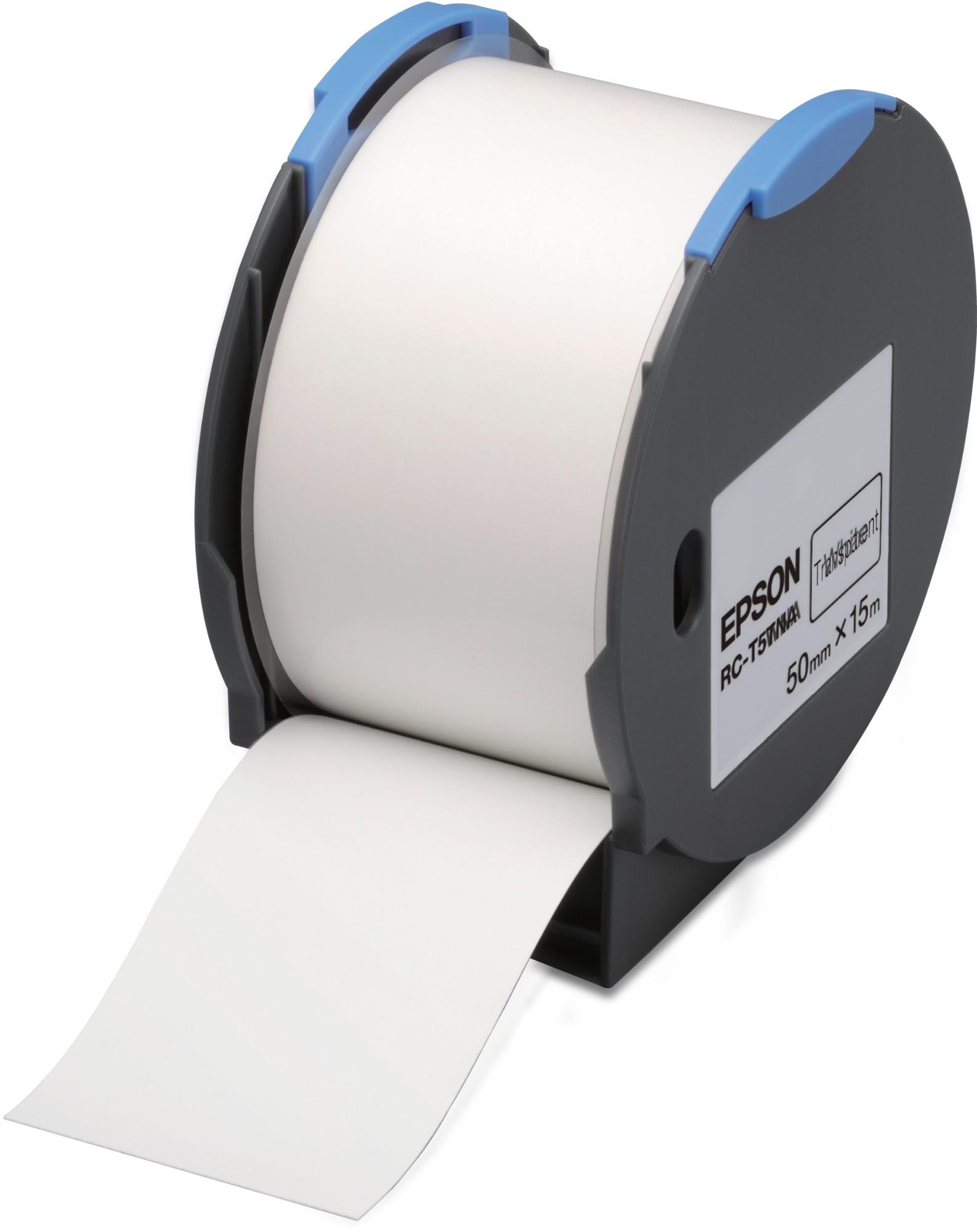 Epson Cinta RC-T5TNA transparente 50 mm