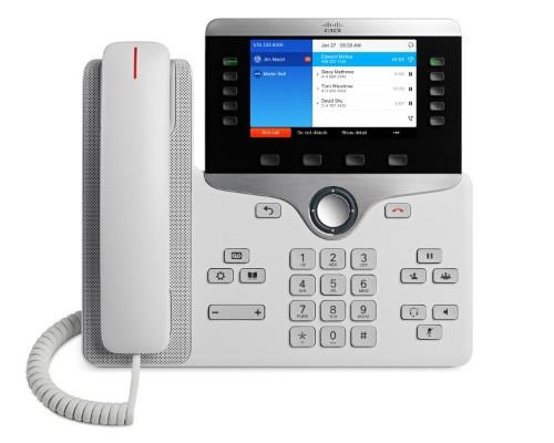 Cisco 8841 IP phone White Wired handset