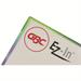 GBC Document Laminating Pouches A4 2x75 Micron Gloss (100)