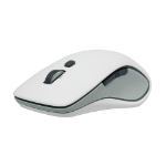 Logitech M560 RF Wireless Laser Ambidextrous White mice