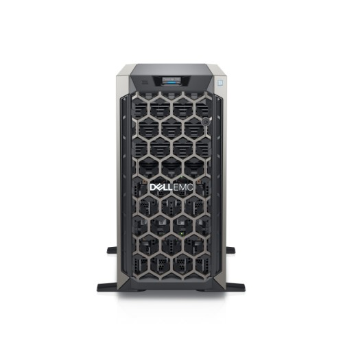 DELL PowerEdge T340 server 3.3 GHz Intel® Xeon® E-2124 Tower 495 W