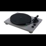 TEAC TN-400BT-MS audio turntable Belt-drive audio turntable Silver