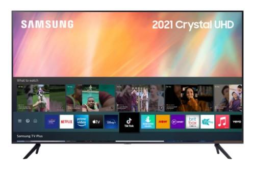 Samsung Series 7 UE55AU7100KXXU TV 139.7 cm (55