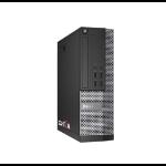 T1A DELL OptiPlex 9020 Refurbished 4th gen Intel® Core™ i5 i5-4570 8 GB DDR3-SDRAM 240 GB SSD SFF Black PC Windows 10 Pro