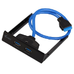 i-tec USB 3.0 extender connectable to intern 19pin USB 3.0 connector