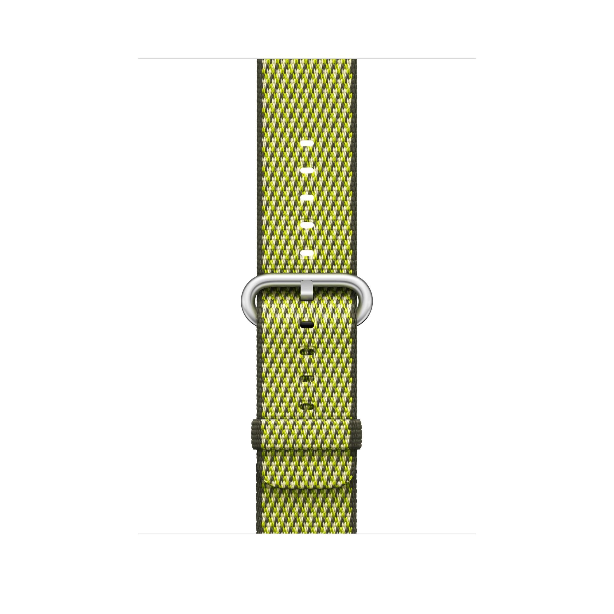 Apple MQVQ2ZM/A Band Olive Nylon