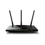 TP-LINK Archer C5 Dual-band (2.4 GHz / 5 GHz) Gigabit Ethernet