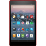 Amazon Fire HD 8 32GB Red tablet