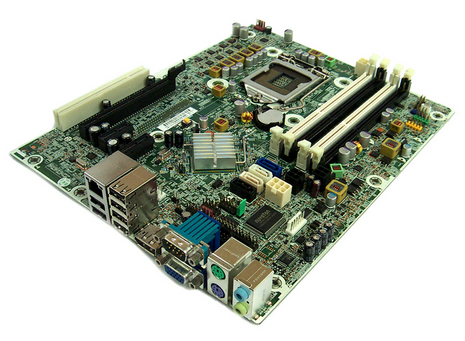HP 615114-001 Small Form Factor (SFF) computer case part