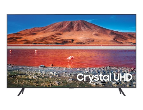 "Samsung Series 7 UE75TU7100K 190.5 cm (75"") 4K Ultra HD Smart TV Wi-Fi Titanium"