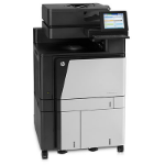 HP LaserJet M880z+ Color LaserJet Enterprise flow M880z+ Multifunction Printer - A2W76A A2W76A#B19