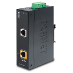 Planet IPOE-162 PoE adapter Gigabit Ethernet 56 V