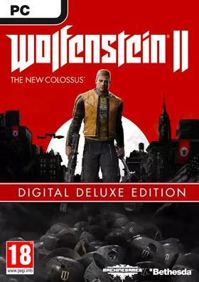 Nexway Wolfenstein II: The New Colossus Digital Deluxe Edition vídeo juego PC De lujo Español