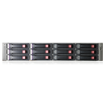 Hewlett Packard Enterprise StorageWorks MSA60 Rack (2U) disk array