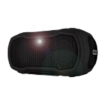 Braven Ready Pro Stereo portable speaker Black
