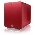 RAIJINTEK METIS Classic Cube Red computer case