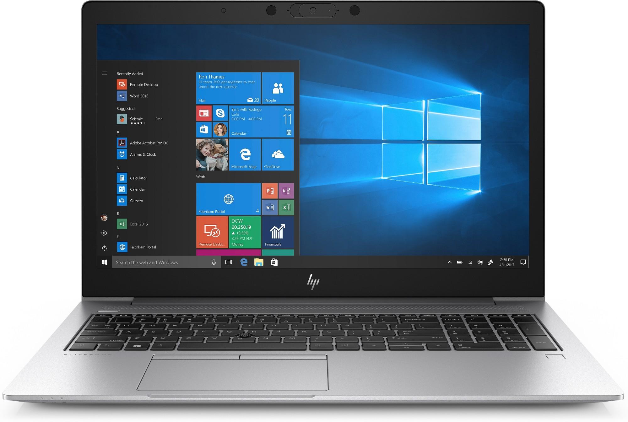 HP ELITEBOOK 850 G6 SILVER NOTEBOOK 39.6 CM (15.6