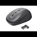 Trust Yvi ratón RF inalámbrico Óptico 1600 DPI