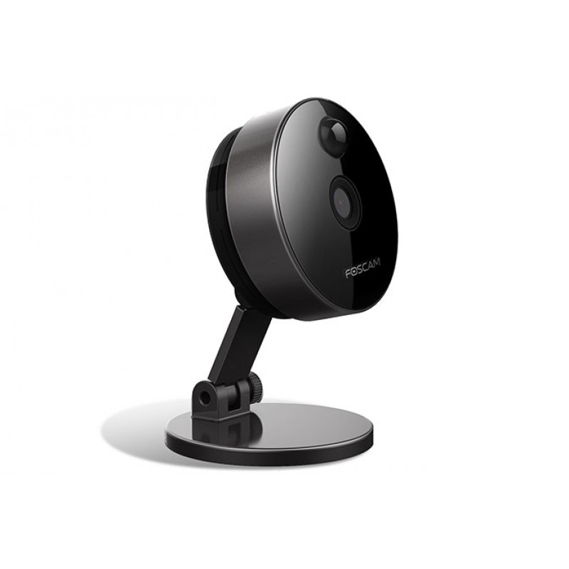 Foscam C1 security camera IP security camera Indoor Black 1280 x 720 pixels