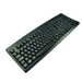 2-Power KEY1001IT USB Italian Black keyboard