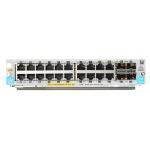 Hewlett Packard Enterprise J9990A Gigabit Ethernet (10/100/1000) Silver network switch