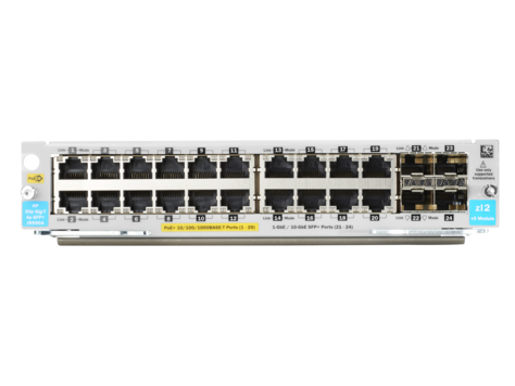 Hewlett Packard Enterprise J9990A network switch module Gigabit Ethernet