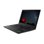 "Lenovo ThinkPad L380 Black Notebook 33.8 cm (13.3"") 1920 x 1080 pixels 2.2 GHz 8th gen Intel® Core™ i3 i3-8130U"
