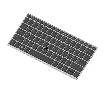 HP L13697-081 notebook spare part Keyboard