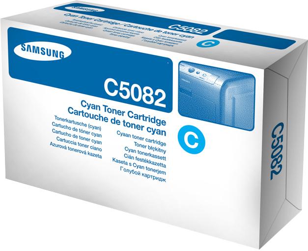 Samsung CLT-C5082S Original Cian 1 pieza(s)