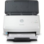 HP Scanjet Pro 3000 s4 600 x 600 DPI Sheet-fed scanner Black, White A4