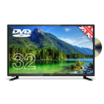 "Cello C32227FT2 TV 81.3 cm (32"") HD Black"
