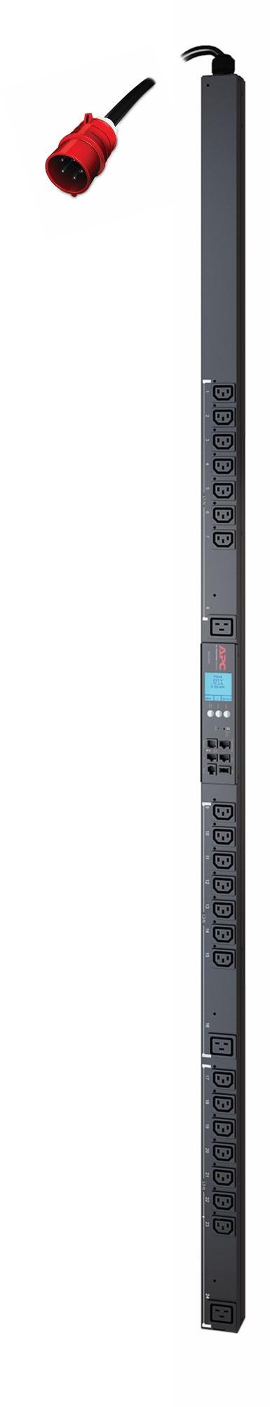 APC AP8681 unidad de distribución de energía (PDU) 0U Negro 24 salidas AC