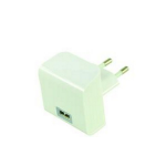 2-Power UMC0002A Type C (Europlug) White power plug adapter