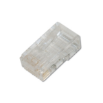 ASSMANN Electronic AK-219602 kabel-connector RJ-45 Transparant