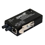 Transition Networks M/E-ISW-FX-01(SM) Fast Ethernet Media Converter - 100Mbit/s 1310nm Single-mode network media converter