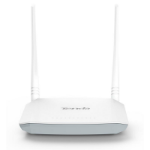 Tenda V300 wireless router Single-band (2.4 GHz) Fast Ethernet White