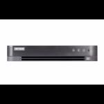 Hikvision Digital Technology TRI DVR 16CH 2MP H.265 4K digital video recorder Black