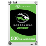 Seagate Barracuda ST500DM009 HDD 500GB Serial ATA III internal hard drive
