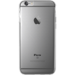 OtterBox Clearly Protected Skin + Alpha Glass Series voor Apple iPhone 6/6s, transparant
