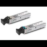 Planet MGB-TLB10 network transceiver module Fiber optic 1000 Mbit/s SFP 1550 nm