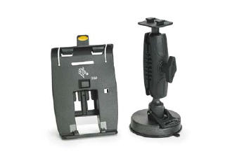 Zebra MNT-MPM-VHDRW1-01 soporte Ordenador portátil Negro Soporte pasivo